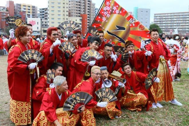 平成最後の成人式、やっぱり北九州は今年もやってくれた